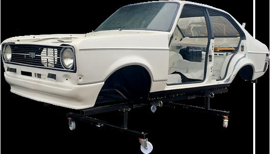 Car/Shell Dollies & Transporter