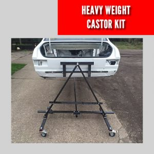 Heavy Weight Castor Kit