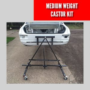 Medium Weight Castor Kit